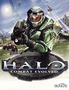 Halo: Combat Evolved - Xbox video game cover art
