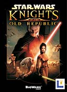 Star Wars: Knights of the Old Republic - Xbox video game cover art