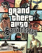 Grand Theft Auto: San Andreas - Xbox video game cover art