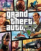 Grand Theft Auto V - Xbox One video game cover art