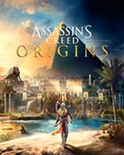 Assassin's Creed Origins - Xbox One video game cover art
