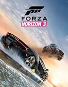 Forza Horizon 3 - Xbox One video game cover art