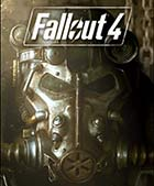 Fallout 4 - Xbox One video game cover art