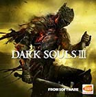 Dark Souls III - Xbox One video game cover art