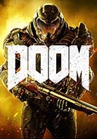 DOOM - Xbox One video game cover art