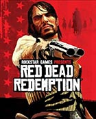 Red Dead Redemption - Xbox 360 video game cover art