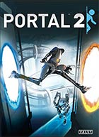 Portal 2 - Xbox 360 video game cover art