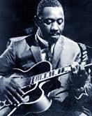 jazz guitarist Wes Montgomery