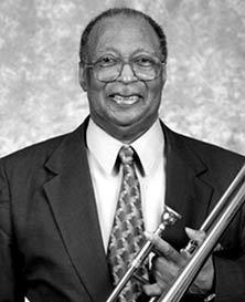 Jazz trombonist Curtis Fuller