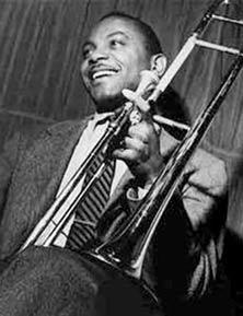 Jazz trombonist J.J. Johnson