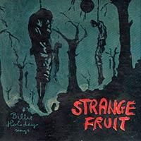 Strange Fruit by Billie Holiday record sleeve