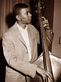 jazz bassist Paul Chambers