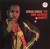 Africa/Brass album cover