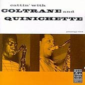 Cattin' with Coltrane and Quinichette album cover