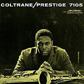 Coltrane album cover