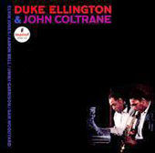 Duke Ellington & John Coltrane album cover