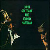 John Coltrane & Johnny Hartman album cover