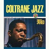 Coltrane Jazz album cover