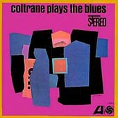 Coltrane Plays the Blues album cover