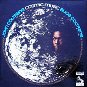 Cosmic Music album cover