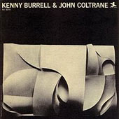 Kenny Burrell and John Coltrane album cover