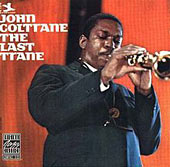 The Last Trane album cover