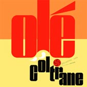 Olé Coltrane album cover
