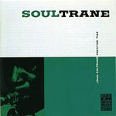 Soultrane album cover