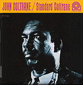 Standard Coltrane album cover
