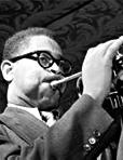 Jazz Trumpeter Dizzy Gillespie