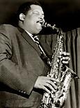 Jazz Saxophonist Cannonball Adderley