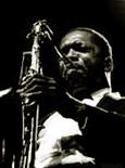 Jazz Saxophonist John Coltrane