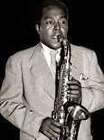 Jazz Saxophonist Charlie Parker