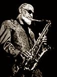 Jazz Saxophonist Sonny Rollins