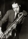 Jazz Saxophonist Lester Young