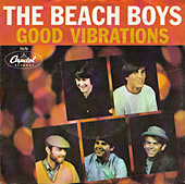 Good Vibrations - single cover