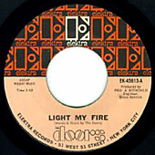 Light My Fire - single cover