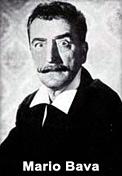 Horror movie director Mario Bava