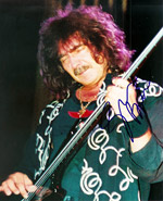 metal music bassist Geezer Butler