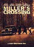 Miller's Crossing movie DVD cover