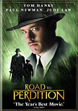 Road To Perdition movie DVD cover