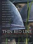 The Thin Red Line movie DVD cover