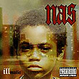 Nas - Illmatic album cover