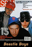 Spin magazine Beastie Boys cover