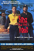 Boyz N the Hood movie poster