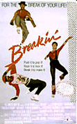 Breakin' movie poster