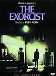 The Exorcist movie DVD cover
