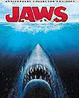 Jaws movie DVD cover