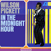 In The Midnight Hour - single cover