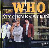 My Generation - single cover